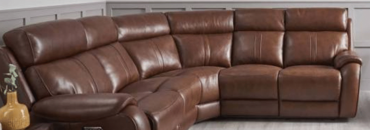 Leather Corner Sofas