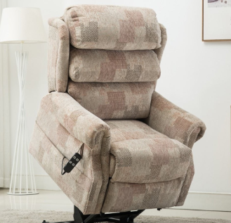 Fabric Riser Recliners