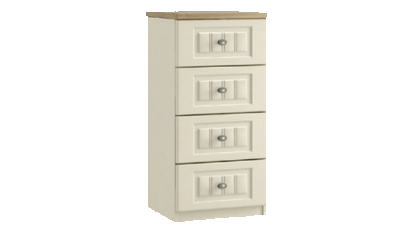 4 Drawer Chest Narrow