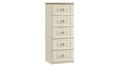 5 Drawer Chest Narrow